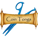Coin Tongs