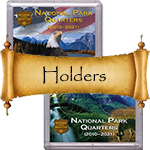 National Park Quarter Holders and Capsules
