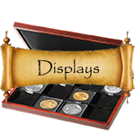 Lighthouse Quadrum Display Boxes