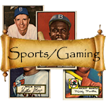 Sports/Gaming Card Collecting Supplies