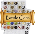 Champagne Bottle Cap Supplies