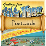 Postcard Collecting Supplies