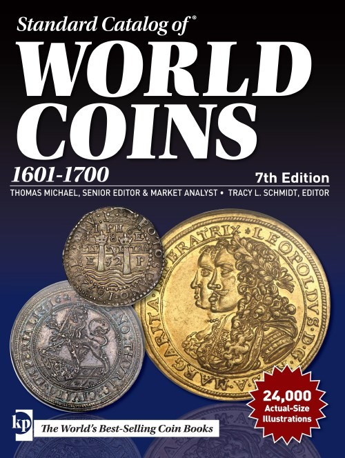 Standard Catalog Of World Coins 1601 1700