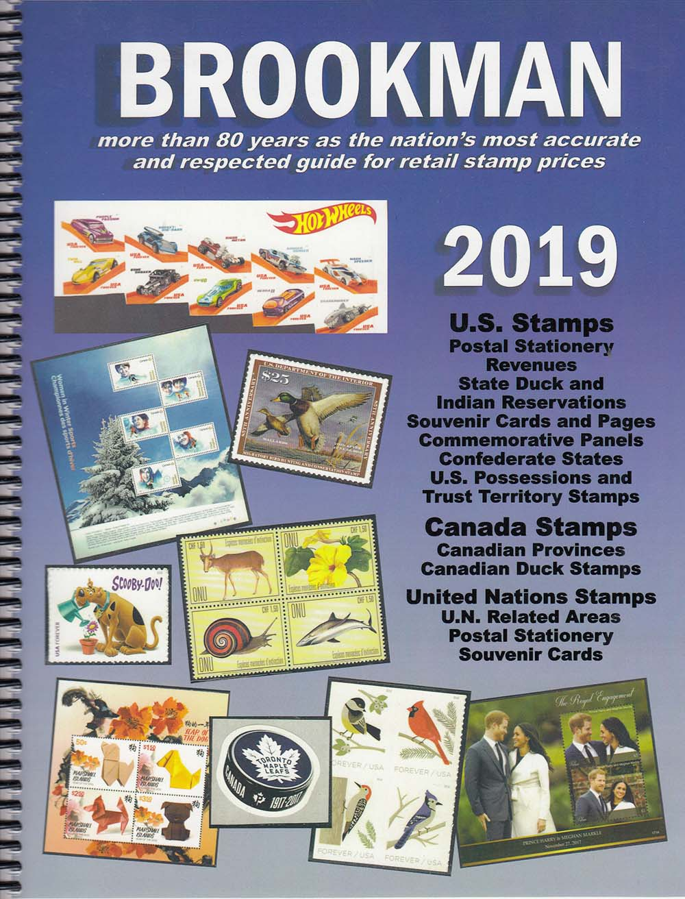 American Home Shield Brochure 2020.9781513646770 2019 Brookman Us Canada And Un Stamp Catalog