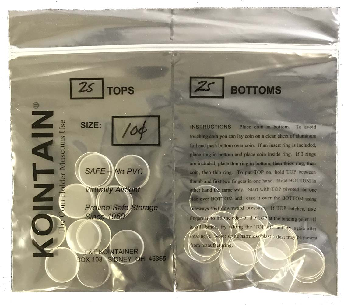 Kointain Direct Fit 17.9mm 25 Pack