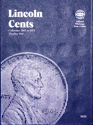 Lincoln Cents Collection 1941-1974 # 9030