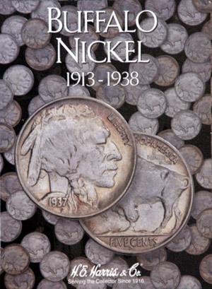 he harris folder 2678: buffalo nickels, 1913 1938