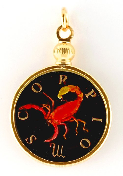 scorpio mate star bird medallion bee products