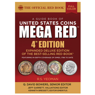 The Official Red Book: A Guide Book of United States Coins 2019 (Mega Red Deluxe Edition)