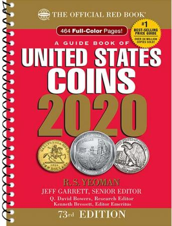 The Official Red Book: A Guide Book of United States Coins 2020
