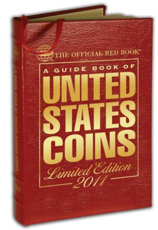 The Official Red Book: A Guide Book of United States Coins 2011 -- Leather Edition