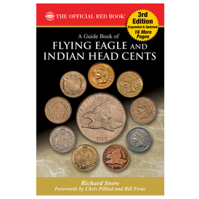 The Official Red Book: A Guide Book of Flying Eagle and Indian Head Cents