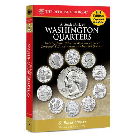 The Official Red Book: A Guide Book of Washington and State Quarters