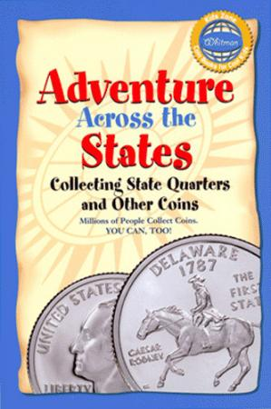 Adventures Across the States, Collecting State Quarters and Other Coins