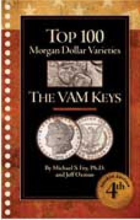 Top 100 Morgan Dollar Varieties: The VAM Keys