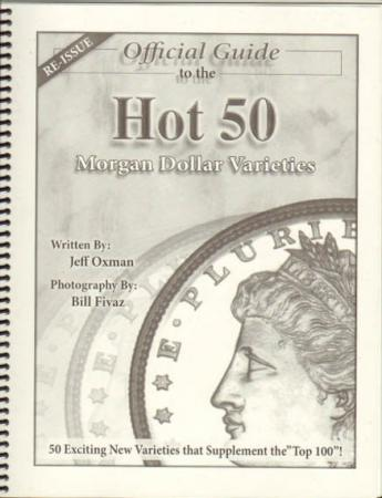 Official Guide to the Hot 50 Morgan Dollar Varieties