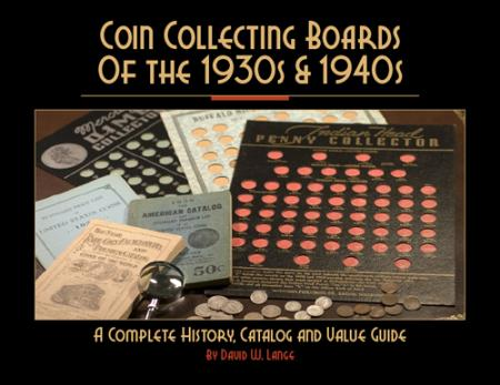 Coin Collecting Boards of the 1930s and 1940s
