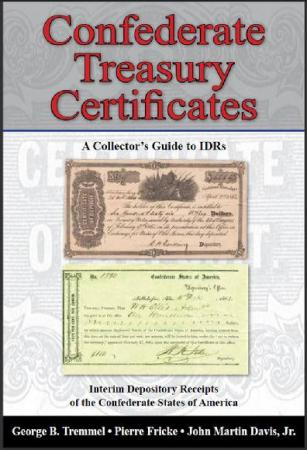 Confederate Treasury Certificates