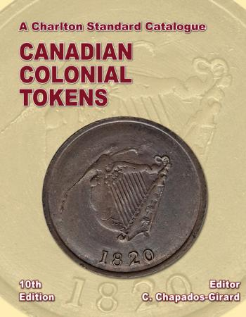 A Charlton Standard Catalogue: Canadian Colonial Tokens