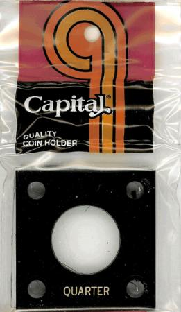 Capital Holder - Quarter, 2x2