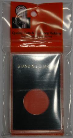 Capital Holder - Standing Liberty Quarter, 2x3