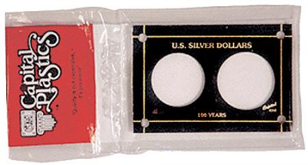 Capital Holder - Silver Dollar 100 Year Set (Morgan and Silver Eagle)
