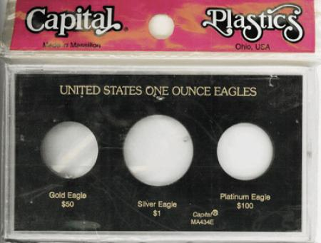Capital Holder - Eagles (Silver, Gold, Platinum), Meteor