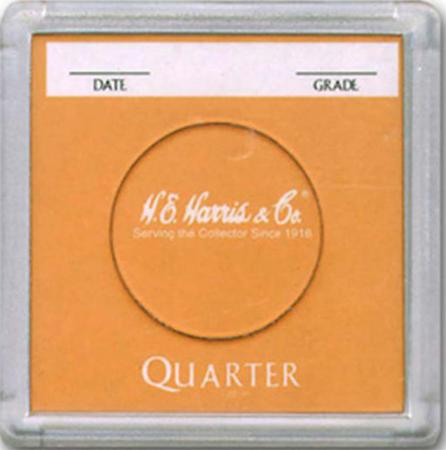 HE Harris Snaplocks - Quarter Size