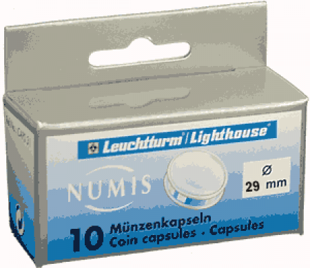 Lighthouse Capsules -- 29mm