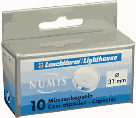 Lighthouse Capsules -- 31mm