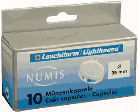 Lighthouse Capsules -- 39mm