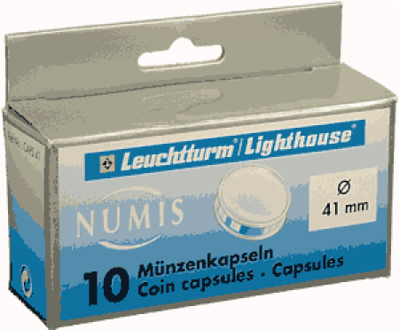 Lighthouse Capsules -- 41mm