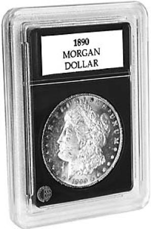 Coin World Premier Coin Holders -- 37.2 mm -- Smaller Silver Dollars