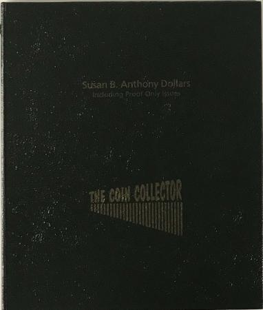 The Coin Collector Album Susan B Anthony Dollars