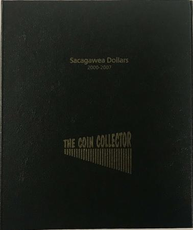 The Coin Collector Album Sacagawea Dollars