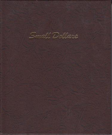 Dansco Album 7187: Small Dollars Plain - 4 Blank Pages / 64 Ports