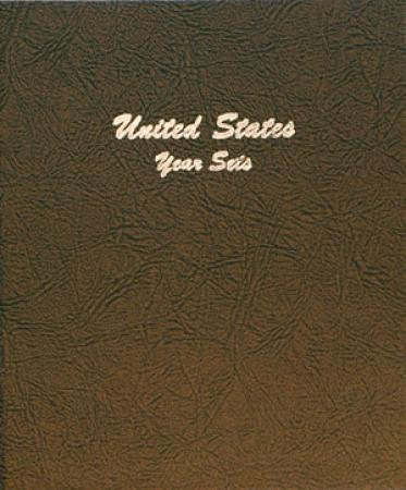 Dansco Album 7091: US Year Sets