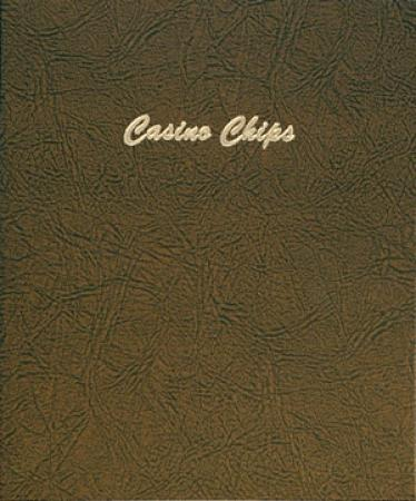 Dansco Album 7008: Casino Chips (Vinyl Pages)