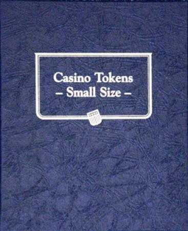 Whitman Album Casino Minor Tokens