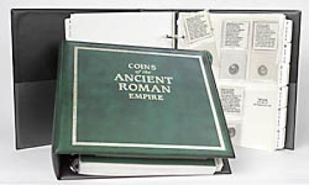 Littleton Album Coins of the Ancient Roman Empire