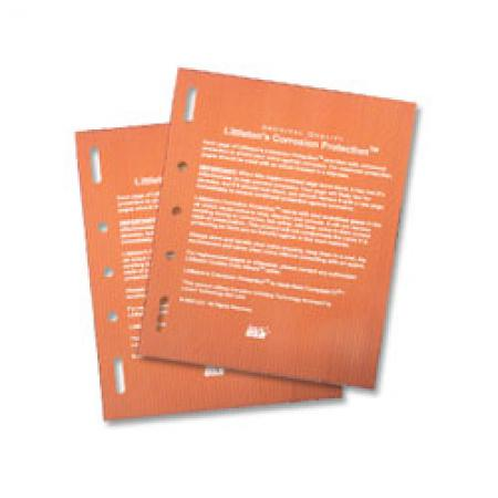 Littleton Corrosion Protection Pages (set of 2)