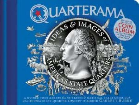 Quarterama State Quarters Book and Album