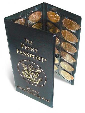 Penny Passport Elongate Album