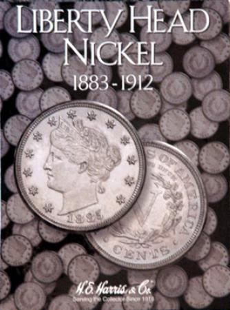 HE Harris Folder 2677: Liberty Head Nickels, 1883-1912