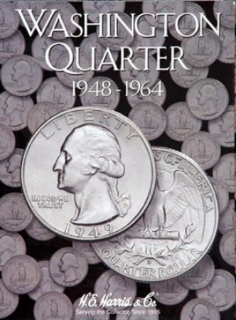 HE Harris Folder 2689: Washington Quarters No. 2, 1948- 1964