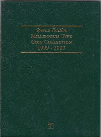 Littleton Folder LCF29: Millennium Type Set