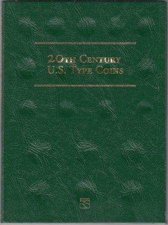 Littleton Folder LCF27: 20th Century US Type Coin