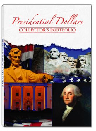 Whitman Presidential Dollars Collector's Portfolio