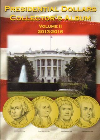 MCC Presidential Dollar P&D Folder Vol 2