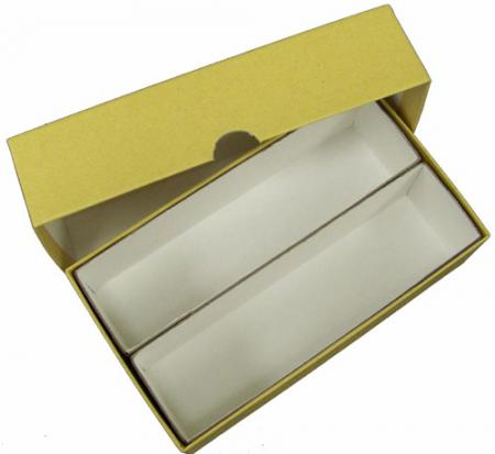 Regular Duty Double Row 1.5x1.5 Box (6 inch) -- Gold